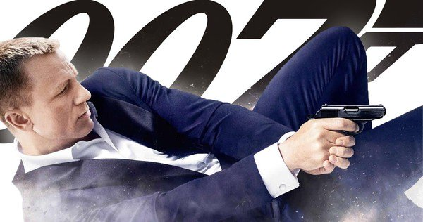 james bond daniel craig 2