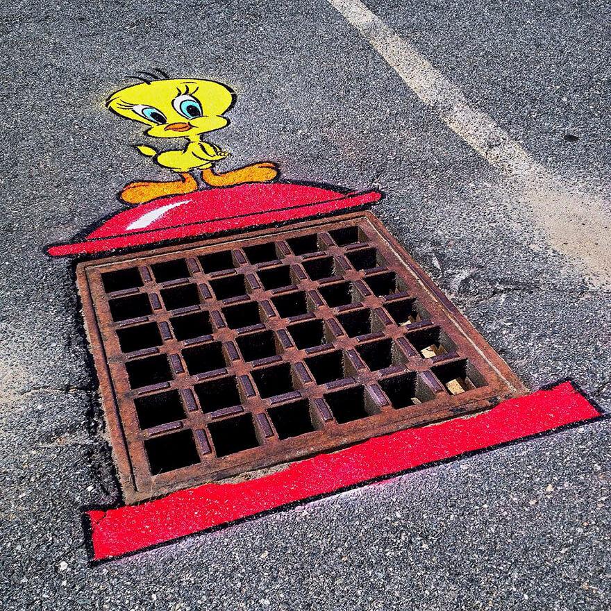 nyc street art tom bob28
