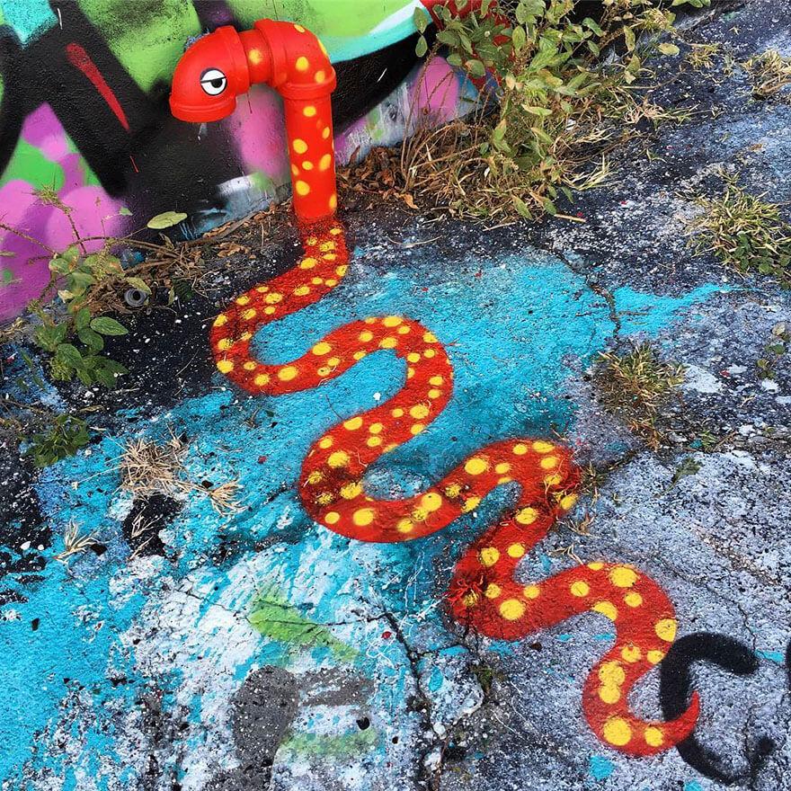 nyc street art tom bob33