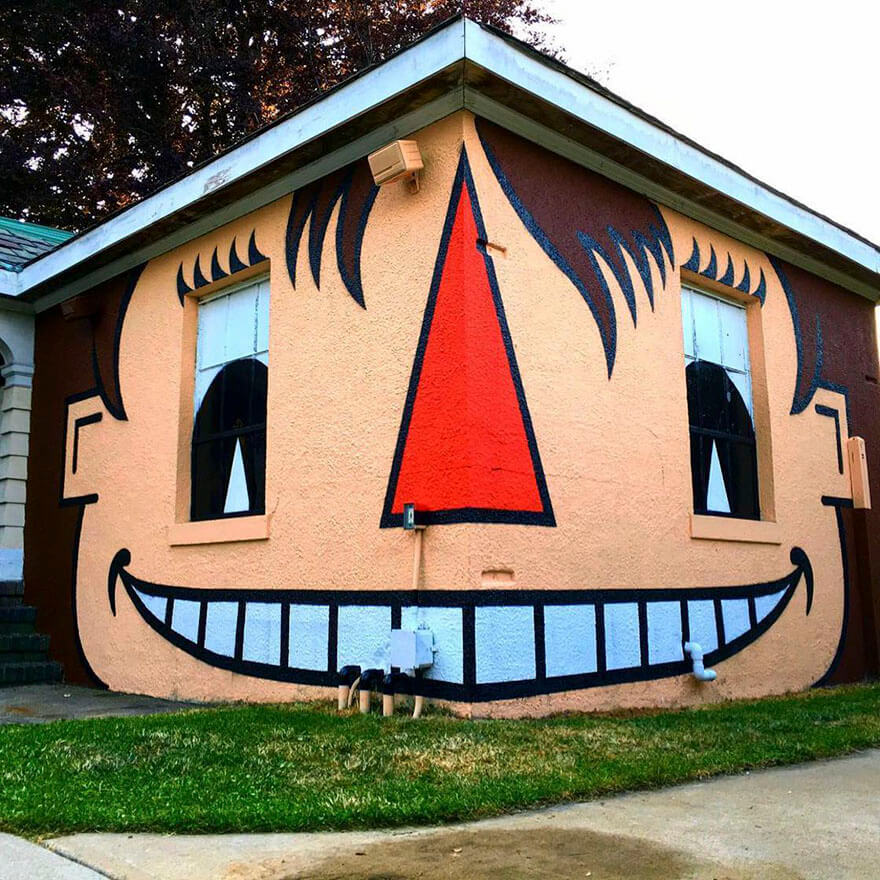 nyc street art tom bob35