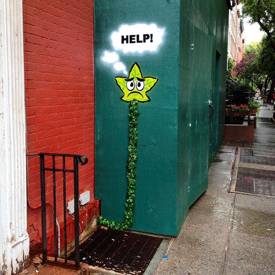 nyc street art tom bob41