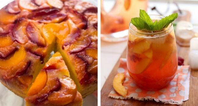 peach recipes feat good (1)