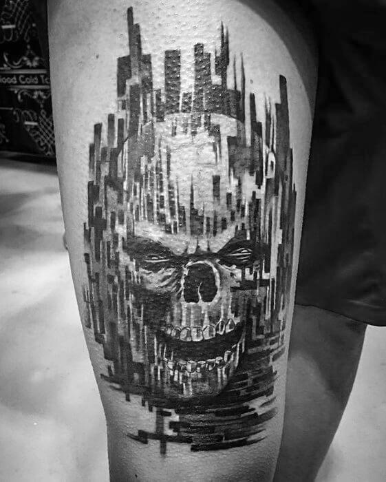 pixel tattoo 11