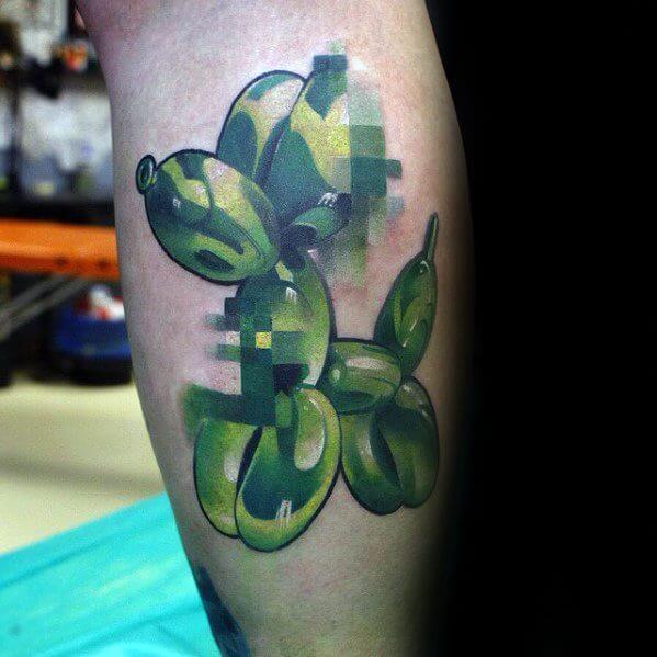 Retro tattoo 27