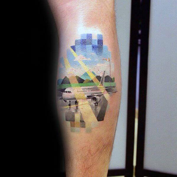 Retro tattoo 28