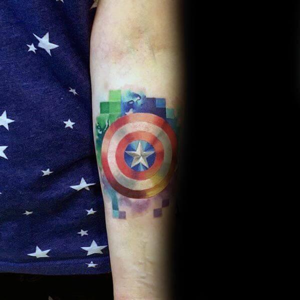 Retro tattoo 31