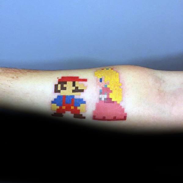 Retro tattoo 33