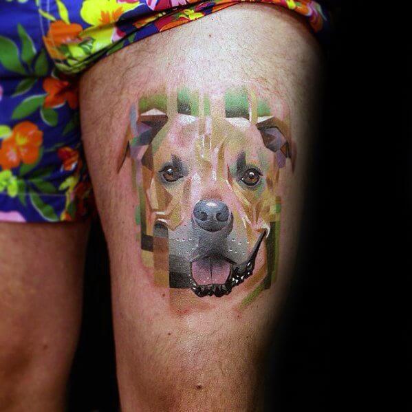 Retro tattoo 35