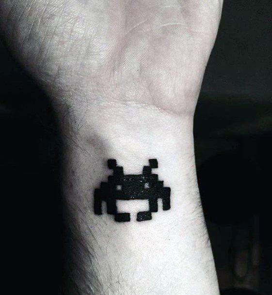 pixel tattoo 49