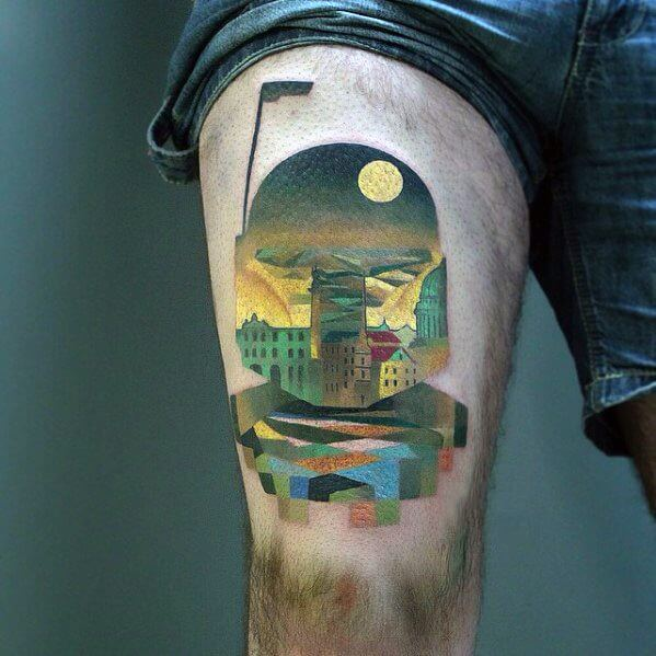 video game tattoo 50