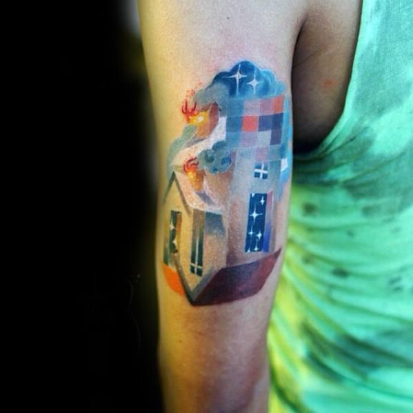 video game tattoo 51
