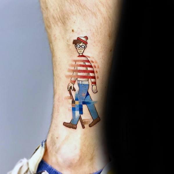video game tattoo 56