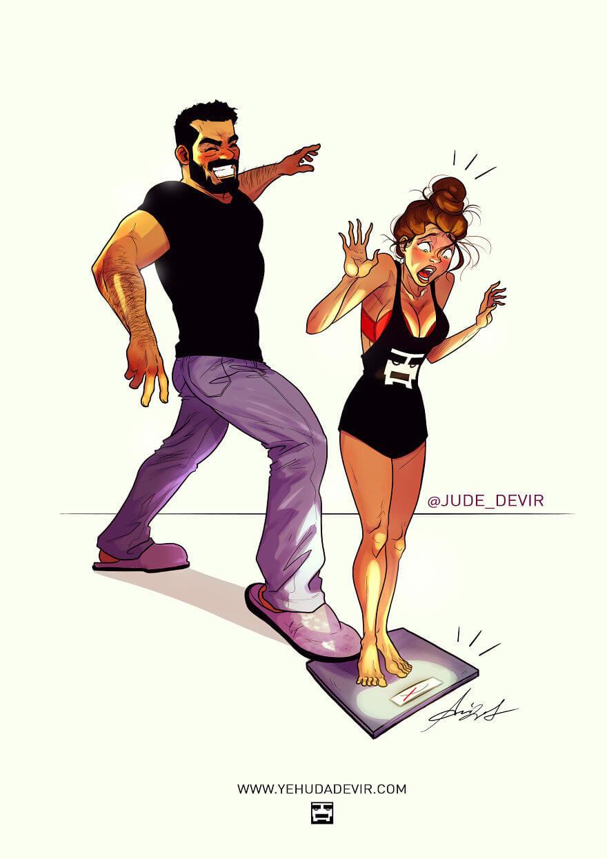 relationship comic yehuda devir 11 (1)