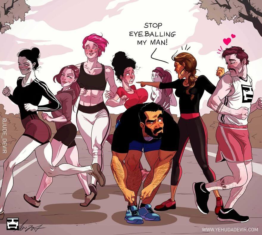 relationship comic yehuda devir 14 (1)