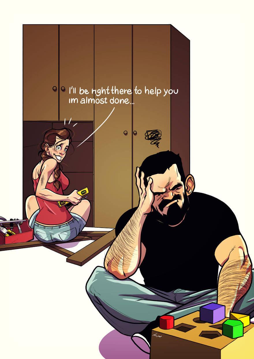 relationship comic yehuda devir 5 (1)