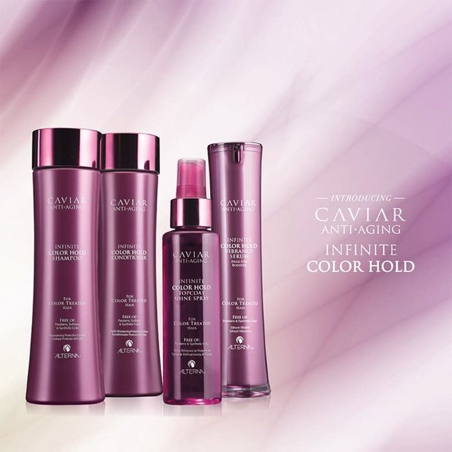 ALTERNA HAIRCARE Caviar Infinite Color Hold Shampoo and Conditioner