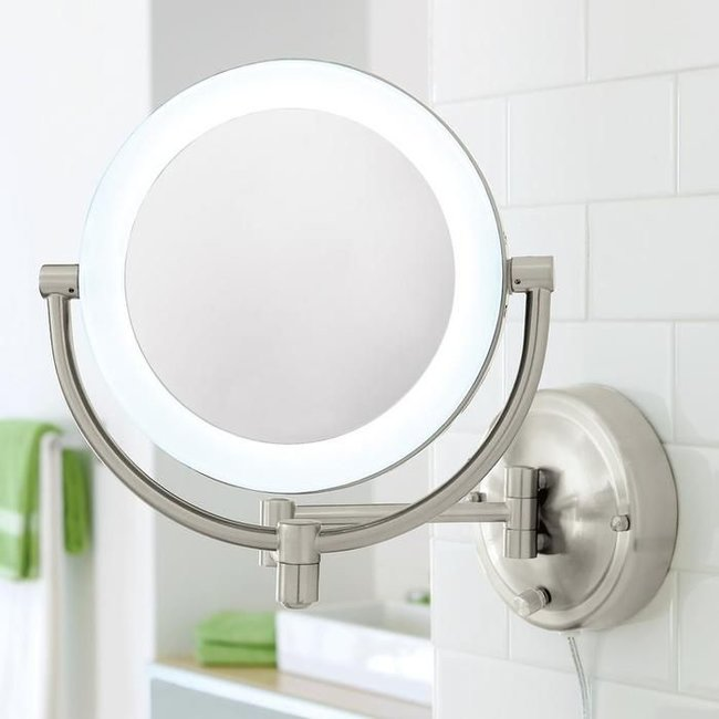 9 Lighted Makeup Mirrors That Will Make It A Lot Easier