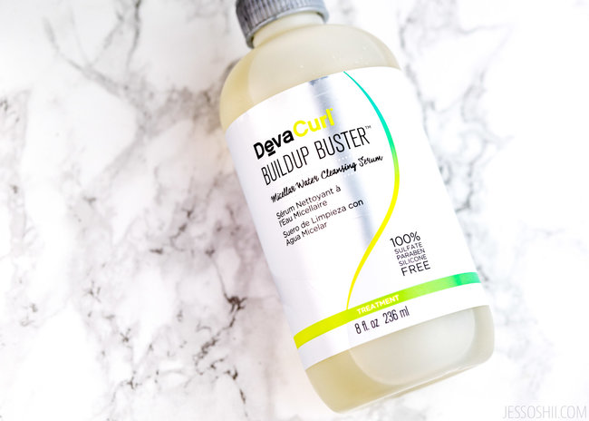 DEVACURL Buildup Buster