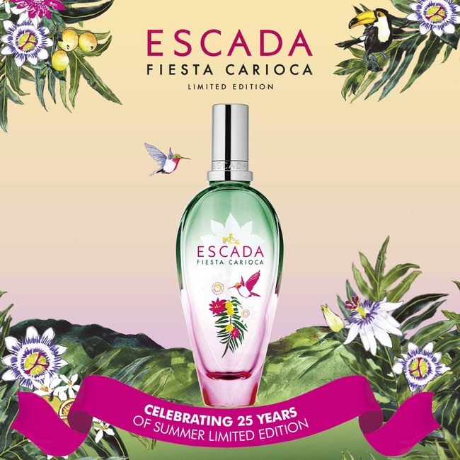 summer fragrance - escada