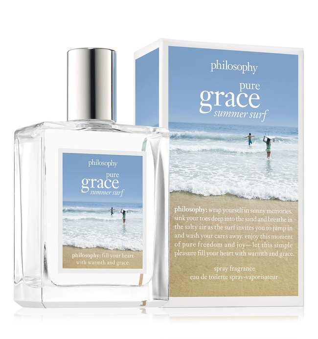 summer fragrance - grace