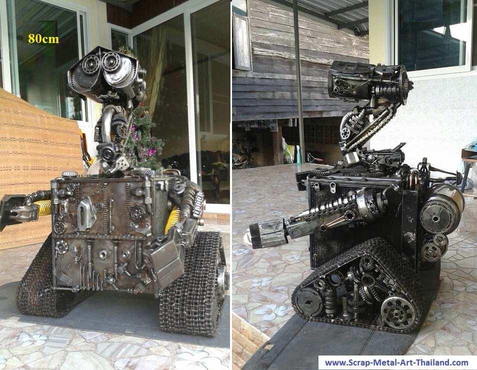scrap metal art thailand 14 (1)