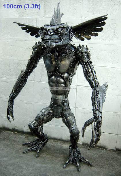 scrap metal art thailand 15 (1)