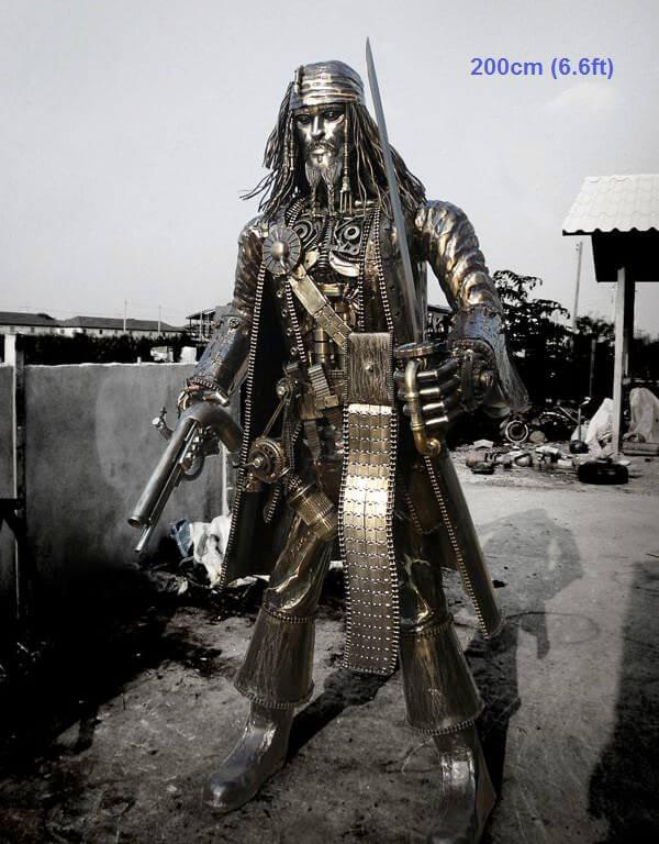scrap metal art thailand 18 (1)
