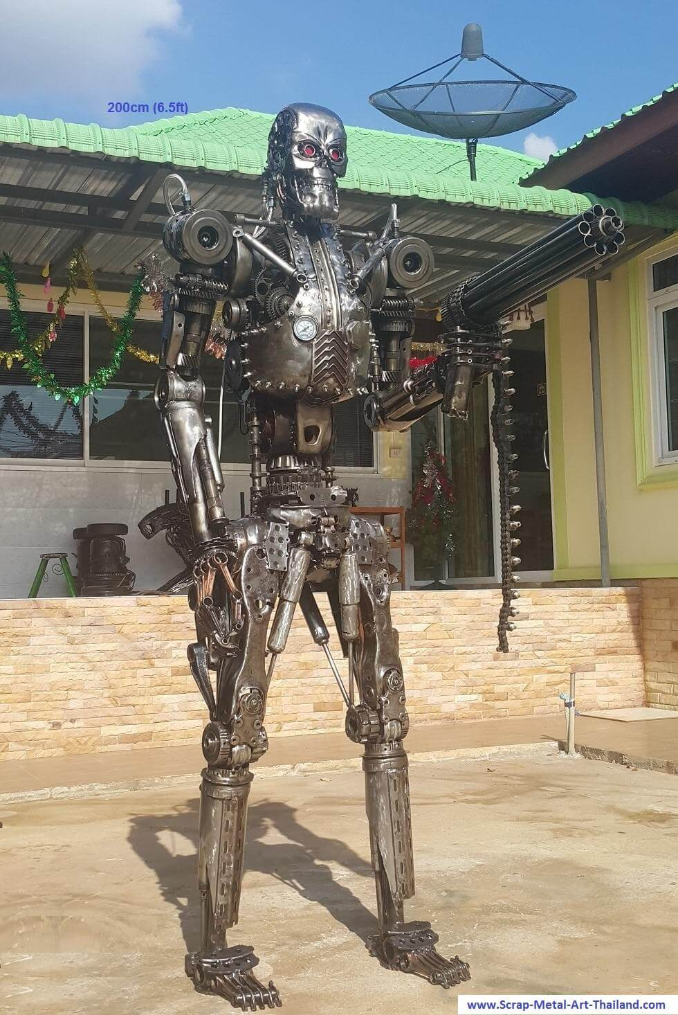 scrap metal art thailand 19 (1)