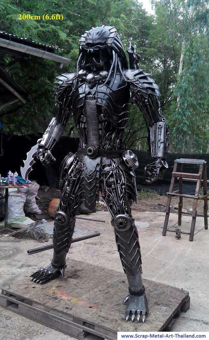 scrap metal art thailand 20 (1)