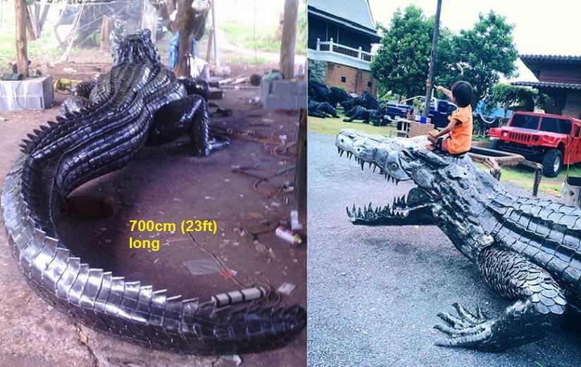 scrap metal art thailand 3 (1)