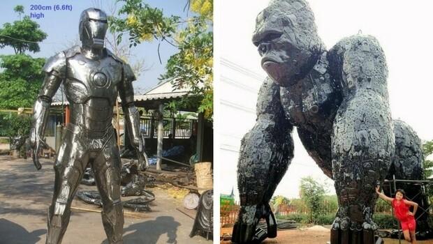 scrap metal sculptures feat (1)