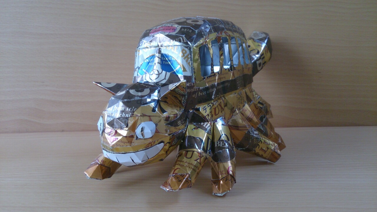 soda cans sculptures 6 (1)