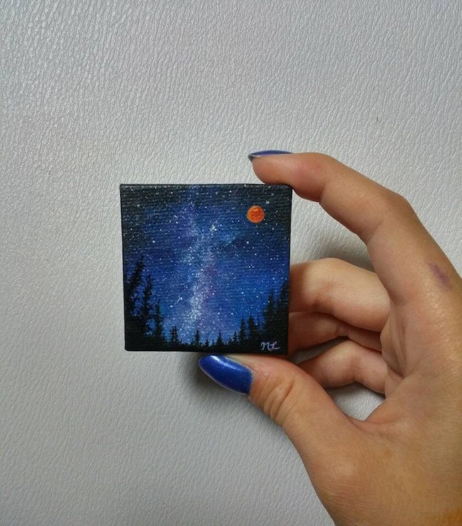 tiny paintings Margie Lucier 2 (1)