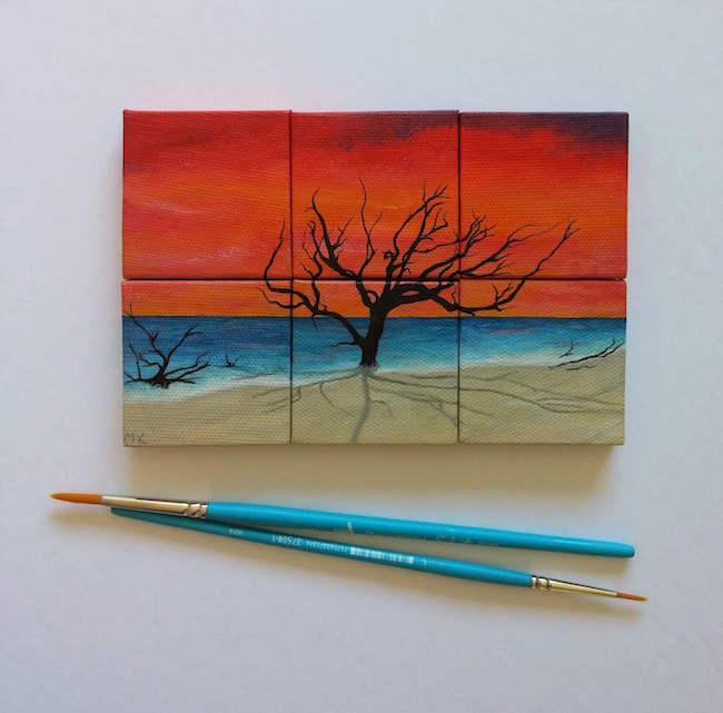 petite paintings Margie Lucier 6 (1)