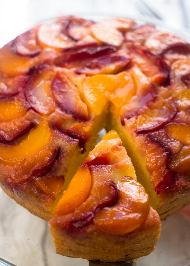 peach recipes - upside-down-peach-cake-13