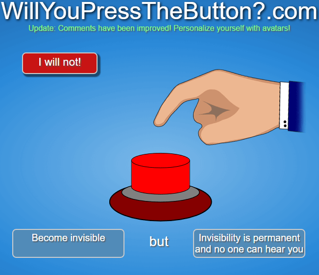 will you press the red button 16 (1)