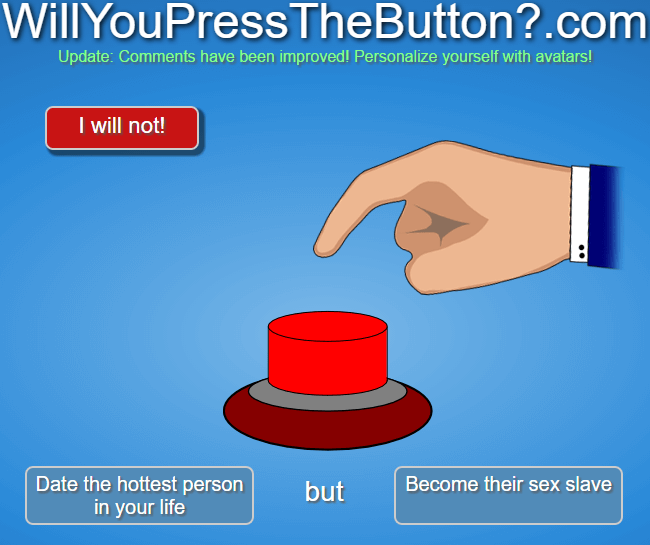 will you press the red button 18 (1)