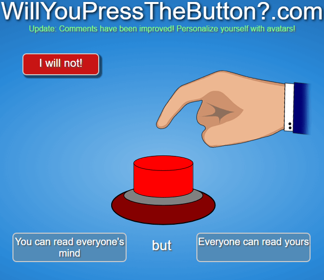 will you press the red button 19 (1)