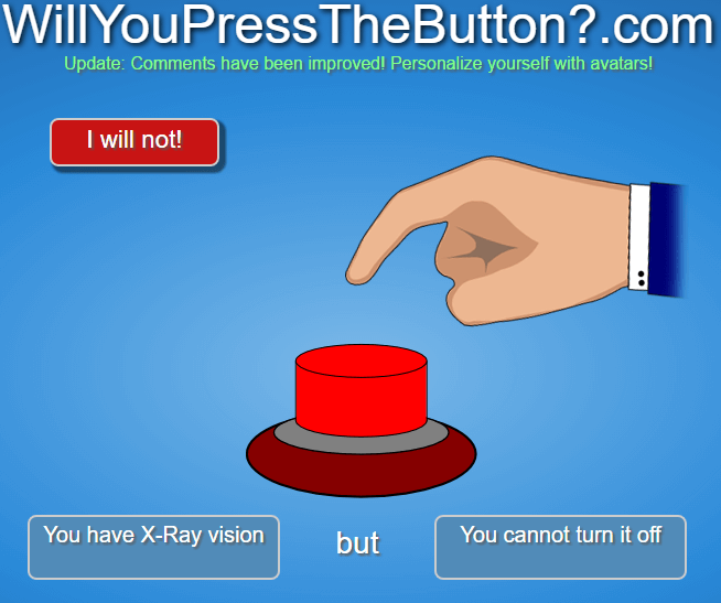 will you press the red button 22 (1)
