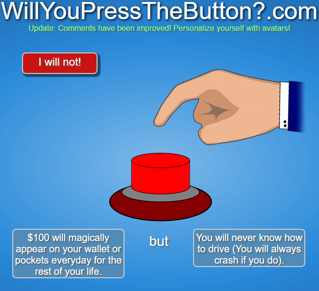 will you press the red button 25 (1)