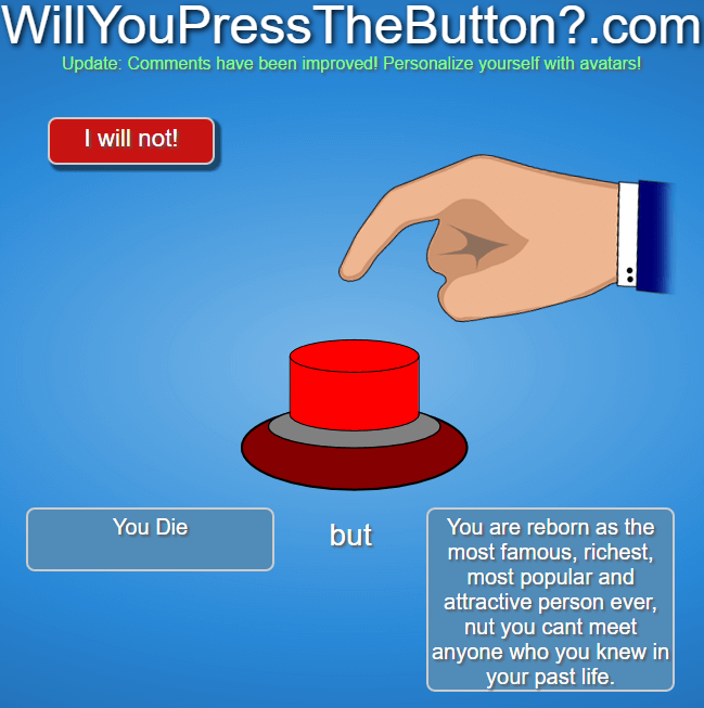 will you press the button 30 (1)