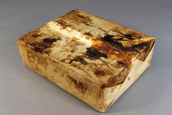 106 years old Antarctic Fruit Cake (1)