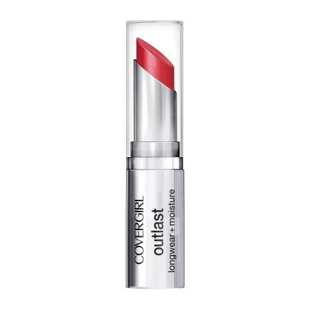 Covergirl Outlast Longwear waterproof Lipstick in Fireball