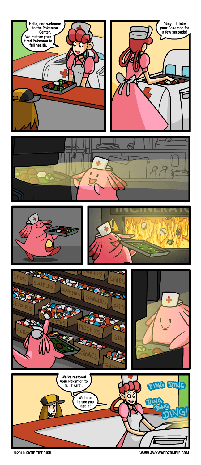 katie tiedrich Zombie comics 18 (1)