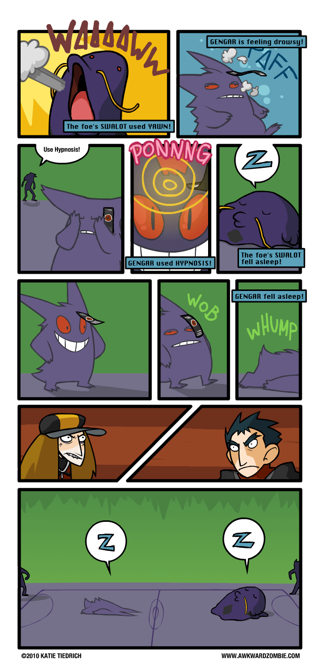 katie tiedrich Zombie comics 19 (1)