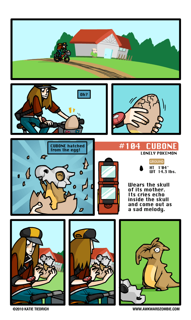 katie tiedrich Zombie comics 20 (1)