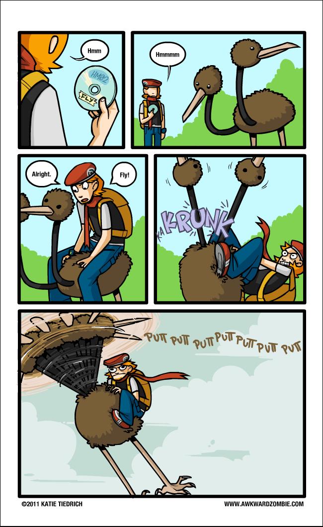 katie tiedrich Zombie comics 21 (1)