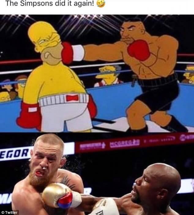 Floyed Mayweather Conor McGregor memes (1)