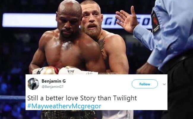 Floyed Mayweather Conor McGregor memes 12 (1)