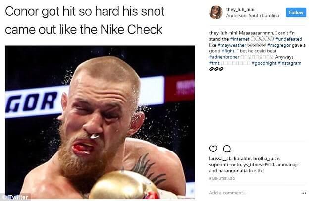 Floyed Mayweather Conor McGregor memes 3 (1)